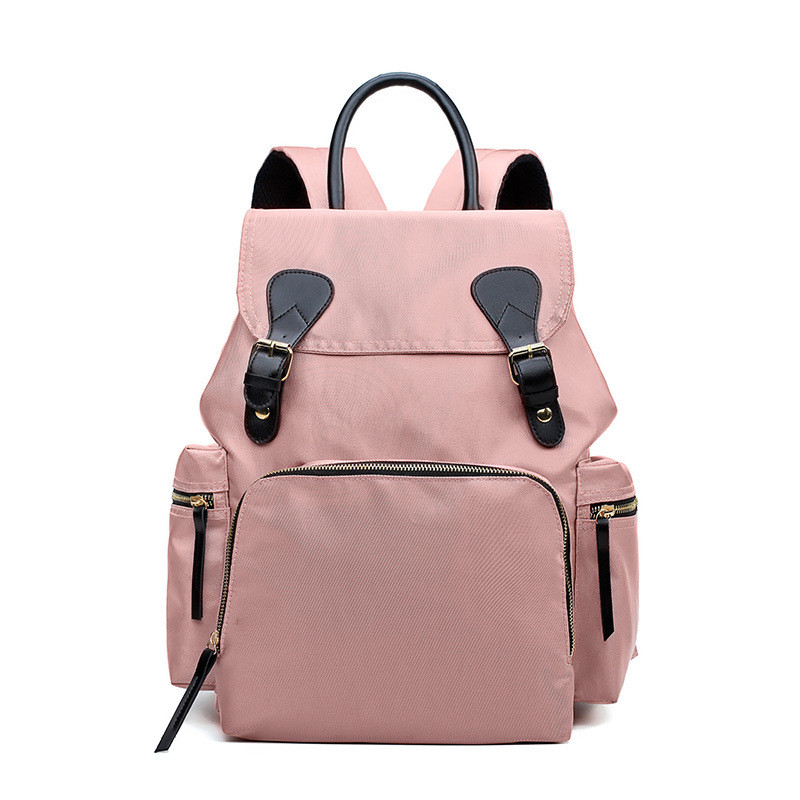 Maternal and Child Travel Backpack Portable Mobile Fashion Mother Bag New Korean Version Mummy Bag Multi-Function Large CapacityMaternal and Child Travel Backpac015