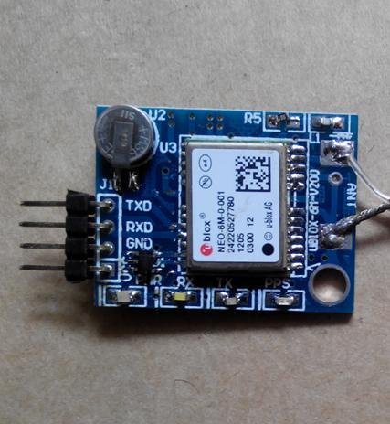 NEO-6M GPS FS-35 module development board ublox NEO-5M 51STM32 2.5m routine