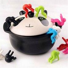 2pcs/lot Pot Lid Insert Lifters Rubber Inserts cookware kitchen Accessories gadgets cozinha gadget cooking tools