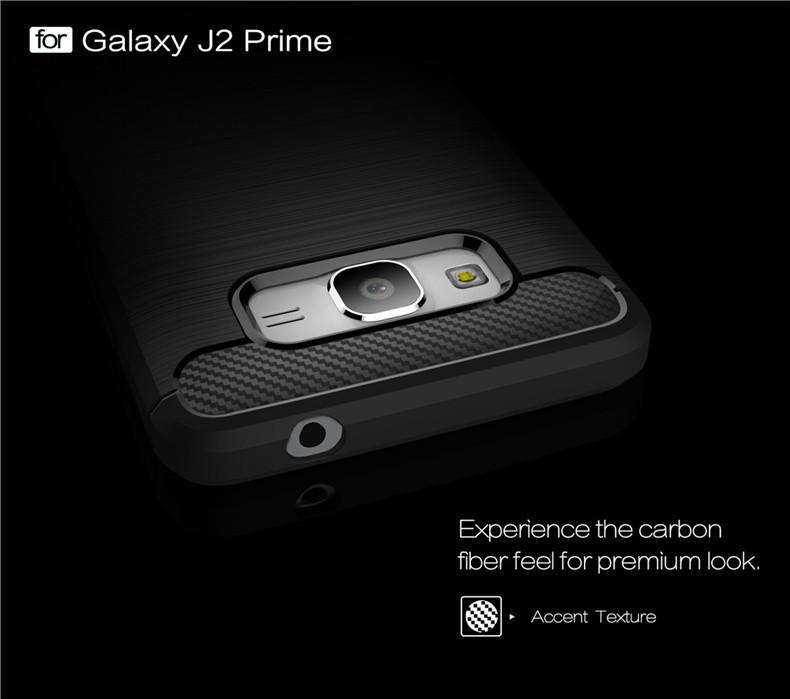 Deskripsi Produk Keymao Samsung Galaxy J2 Prime Case Soft TPU Silicon Full Protect Cover Black