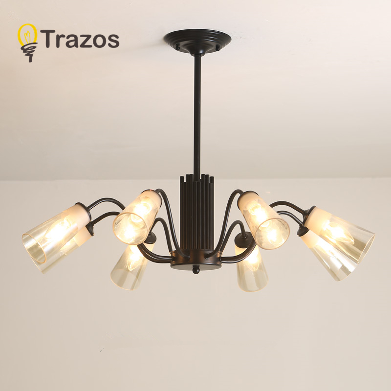 Modern Grass Chandelier Living Room lustres de cristal Decoration Tiffany Pendants and Chandeliers Home Lighting Indoor Lamp цена
