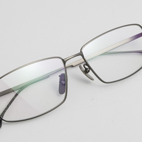 FEIDA Pure Titanium Glasses Frame Men Ultralight Reading Eyewear Myopia Eye Glass Prescription Eyeglasses 2019 Optical Frames