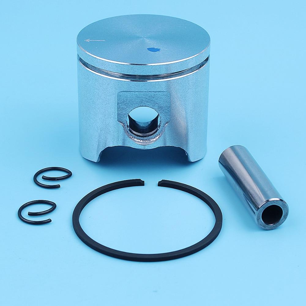 40mm Piston Ring Pin Kit For Husqvarna 340 340E 340 EPA Jonsered CS2141 CS 2141 Chainsaw 503870171 503 87 01-02 Spare Parts