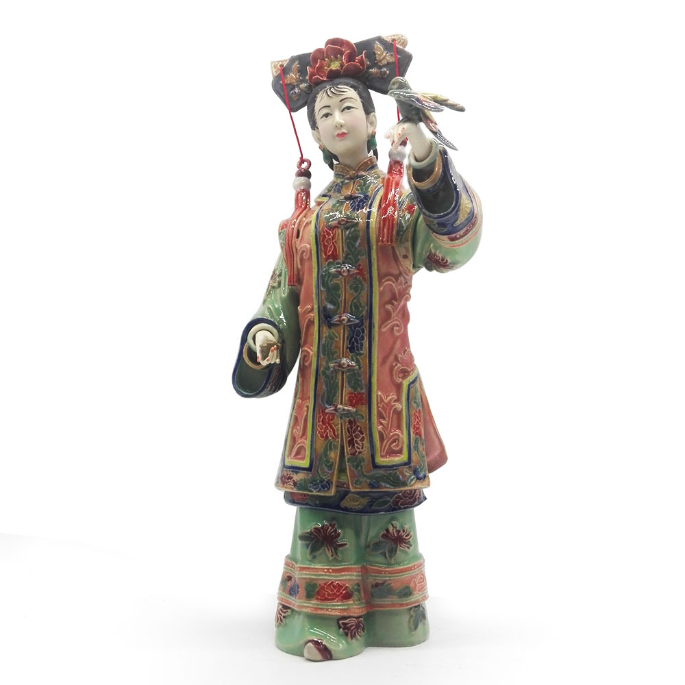Home Decoration Sculpture Art Chinese Culture Female Statue s