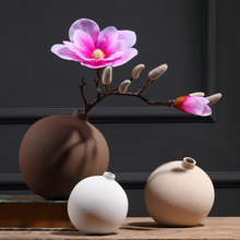 Classic Ceramic Vase creative tabletop flower Vases Wedding Gifts office Home decor fashion Handicraft Furnishing Articles