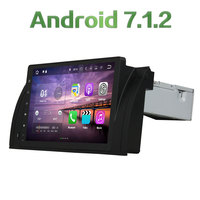 3G 4G WIFI Android 7 1 2 2GB RAM 16GB RAM Quad Core Car DVD Player