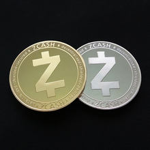 Non-currency Big Z Zero Commemorative Coins Silver/Gold Color Plated Art Collection Gift Collectable Coins Free/Drop Shipping(China)