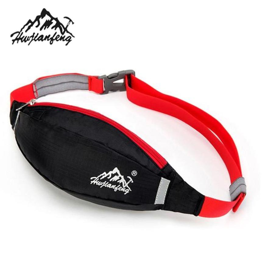 Premium Outdoor Sports Running Unisex Sports Running Cycling Waterproof Belt Bum Waist Pouch Shoulder Belt Chest