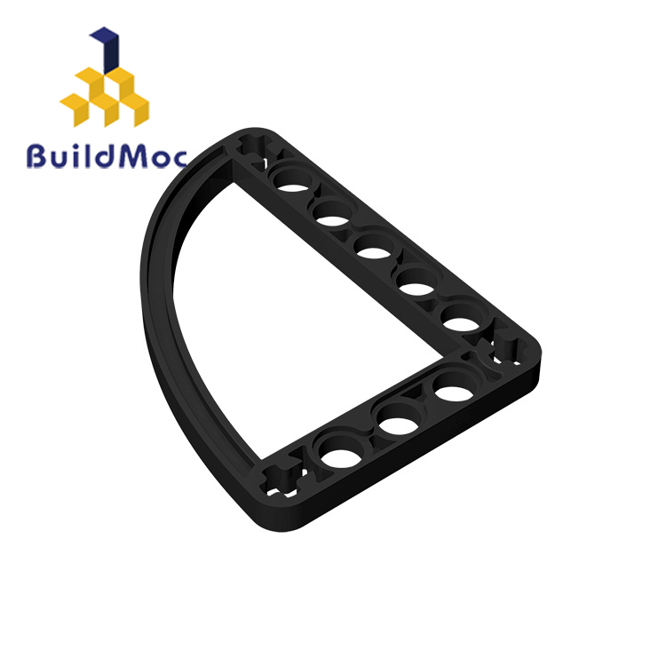 BuildMOC Compatible Assembles Particles 32251 5x7 For Building Blocks Parts DIY LOGO Educational Creative Gift Toys