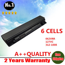 Venta al por mayor nuevos 6 celdas de la batería del ordenador portátil 062VRR 127VC 312-1008 451-11468 6DN3N para Dell Inspiron1470 1470n 14Z 1570 1570n 15Z