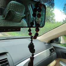Decoração Pingente de carro Ornamento de Suspensão Contas de Acessórios Auto para Kia Rio 3 K2 Ceed Sportage Vesta Lada Volvo Xc60 S60 V40