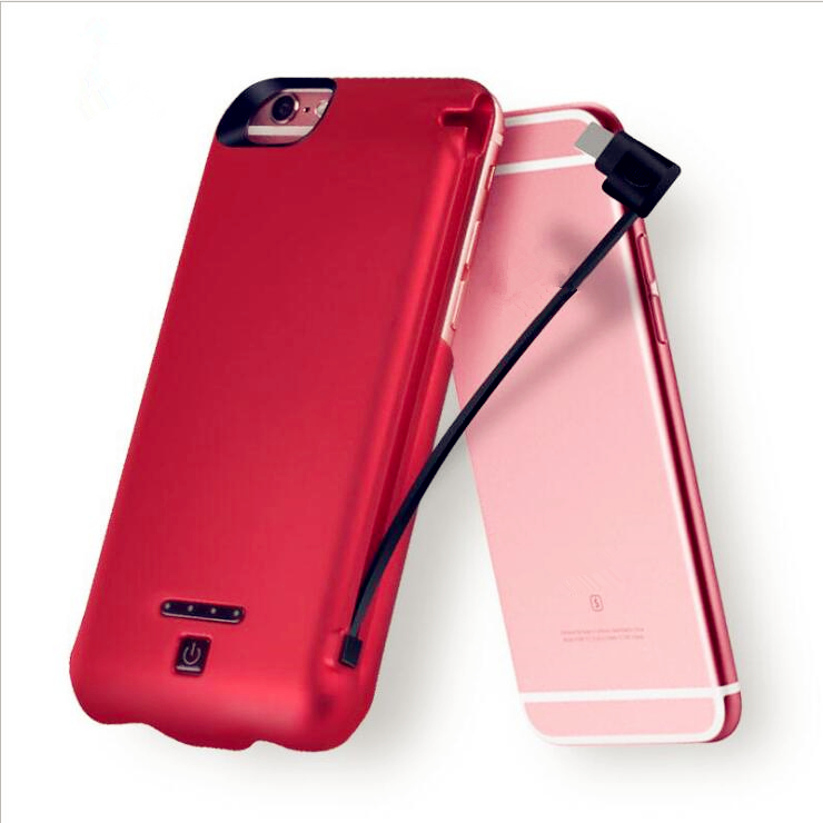 iphone 7 case charger 8000