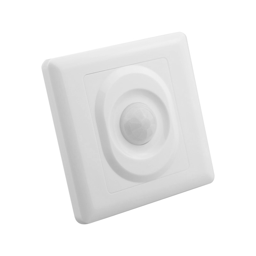 dc 12v 24v wall mounted human body pir switch Sense Infrared Switch motion sensor led dimmer ,output 1 channel 8a high quality wall mounted pir motion sensor light switch max 600w load 9m max distance 1pc gs45