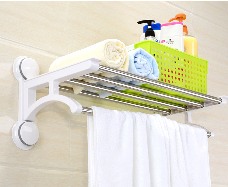 NEW Bathroom accessories home style towel rack bath towel rack shelf ...