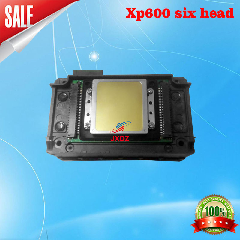 Xp600 Original teardown ep XP600 nozzle 6 generations the print head  China pictorial machine color nozzle
