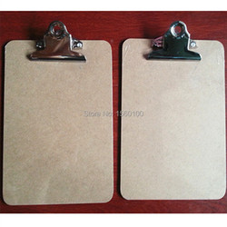 Free shipping 6pcs pack a5 writing clipboard wooden file clipboard restaurant clipboard office supplies stationery.jpg 250x250