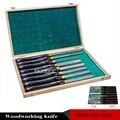 Набор из восьми частей  деревообрабатывающий нож  токарный инструмент  HSS  деревообрабатывающий нож для кровати  набор инструментов для обр...