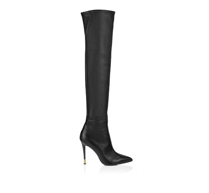 Popular Gold Thigh High Boots-Buy Cheap Gold Thigh High Boots lots ...