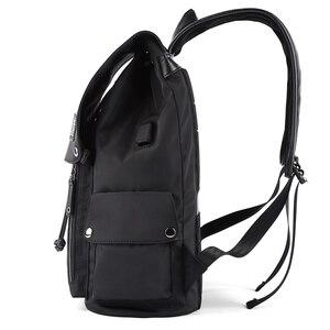 Image 4 - MOYYI en İyi kalite su geçirmez büyük sırt çantası erkekler fonksiyonel 14 15.6 Laptop sırt çantası erkek açık seyahat Mochilas moda çanta