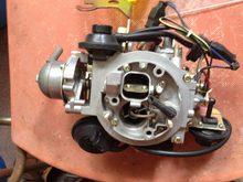 Novo motor de carburador substituir pierburg 2e2 carb para carburador 2e2, volkswagen 1.6 + 1,8 vag acessórios do carro