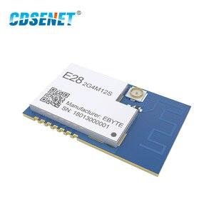 Image 4 - SX1280 LoRa Bluetooth émetteur récepteur rf sans fil 2.4 GHz Module E28 2G4M12S SPI longue portée 2.4ghz BLE rf émetteur 2.4g récepteur