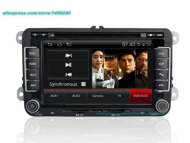 For VolksWagen VW Magotan 2007~2013 Car Android GPS Navigation Radio TV DVD Player Audio Video Stereo Multimedia System