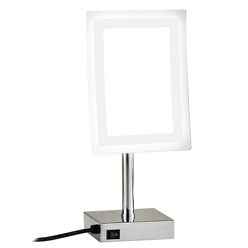 tabletop adjustable led cosmetic countertops ip walmart screen makeup vanity touch lighted com countertop up leds mirror ovonni portable make