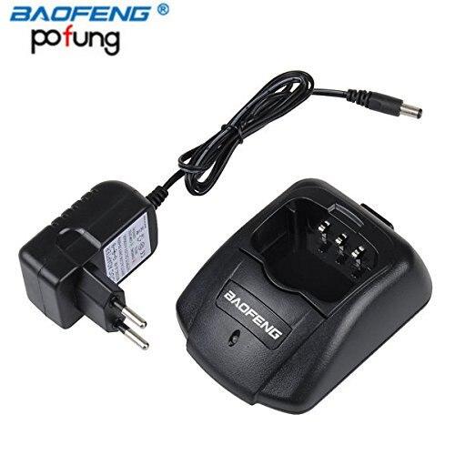 Baofeng UV-B5 UV-B6 Radio Bidirectionnelle 100 V-240 V Chargeur de Batterie pour Baofeng UVB5 UVB6 Talkie Walkie UV B5 UV B6 Portable Radio