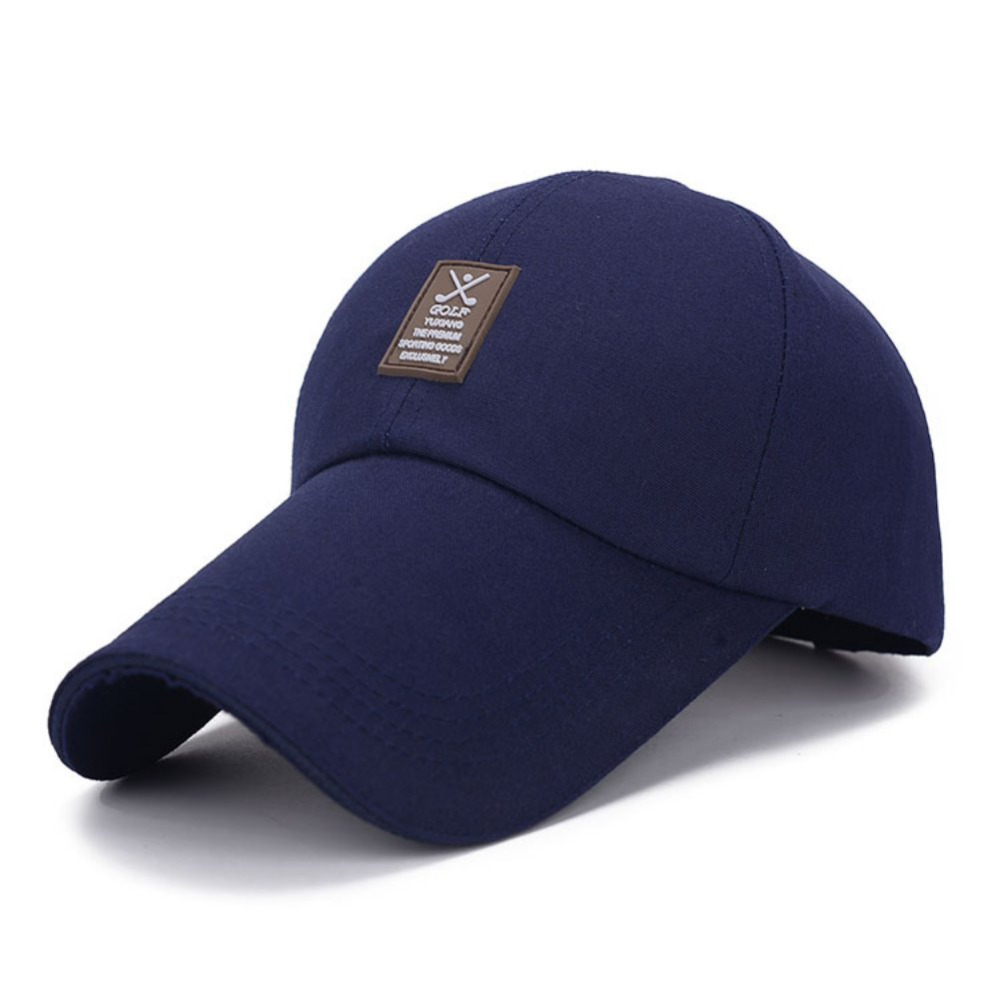 2018 Brand Baseball Cap Men Cotton Casual Sports Golf Hats For Men Golf Snapback Casquette Bone Gorras