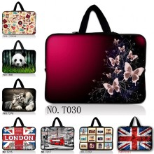 FASHION 17″ 17.3″ 17.4″ 17.5″ LAPTOP NETBOOK TABLET SLEEVE CASE HANDLE BAG COVER