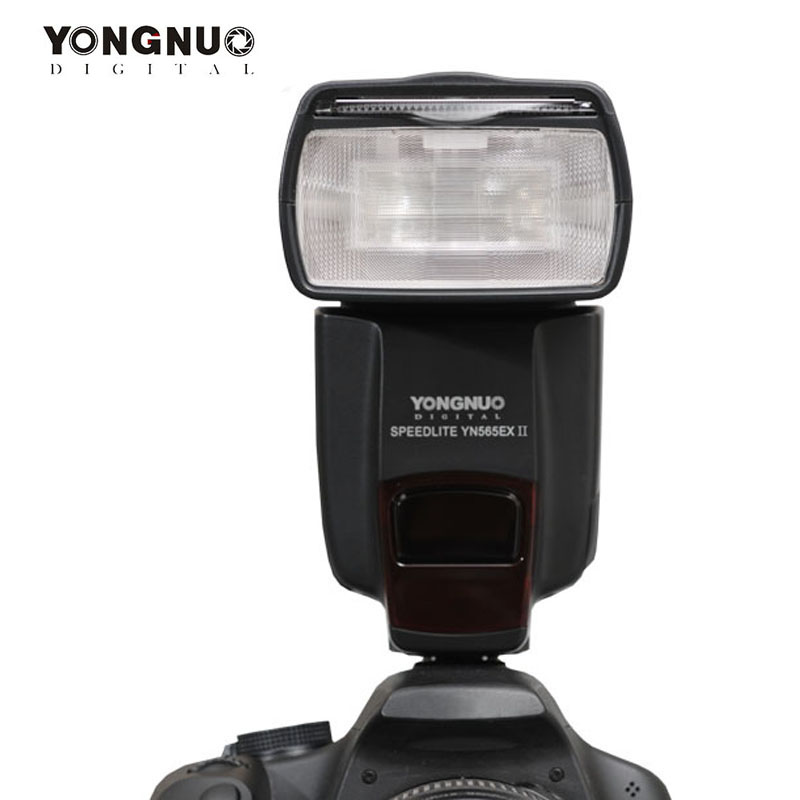 Yongnuo YN565EX II Speedlite Speedlight Flash Light T5/T5i/T3/T3i/SL1 EF-S for Canon EOS 5D 6D 5D3 5D2 7D 60D 600D 70D 700D 400D mini flash speedlite mk 320c for canon eos 5d mark ii iii 6d 7d ii 60d 70d 600d 700d t3i t2 hot shoe dslr camera