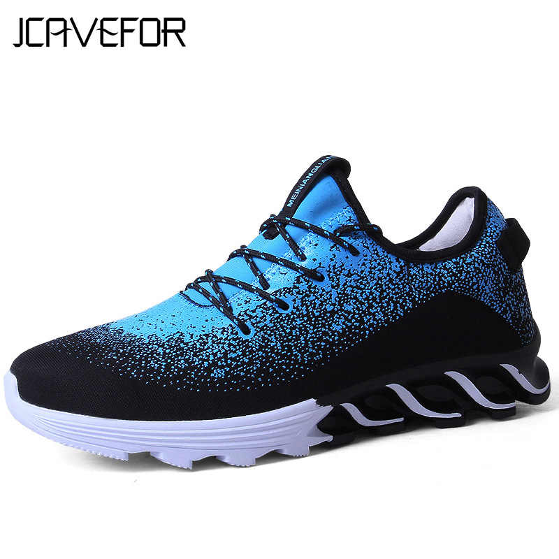 Mannen Casual schoenen jeugd leisure travel schoenen running ademend mesh sport mannen sneakers platte outdoor schoenen