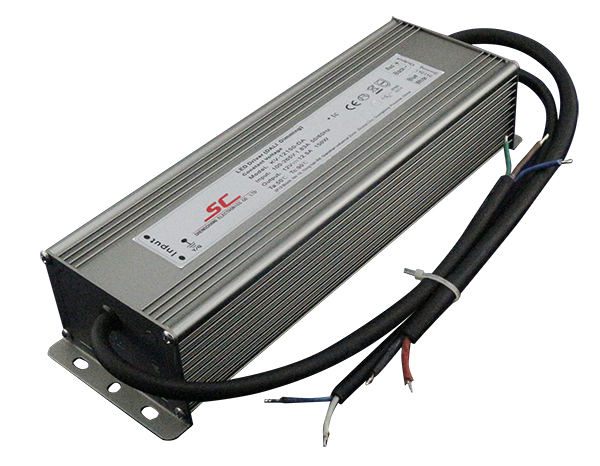 KV-12150-DA;12V/150W DALI dimmable constant voltage decoder & driver;AC100-265V input;12V/150W output kvp 24200 td 24v 200w triac dimmable constant voltage led driver ac90 130v ac170 265v input