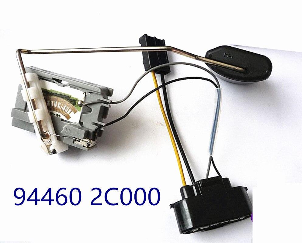 Véritable capteur de niveau de carburant de pompe à carburant Assy expéditeur de pompe à carburant pour Hyundai Tiburon coupé 2003-2008 944602C000 94460 2C000