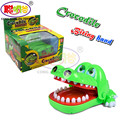 CONG MING GU Fun Toys Shark Bulldog Crocodile Dentist Bite Finger Game Croco Funny Novetly Crocodile Teeth Toy For Kids Gift