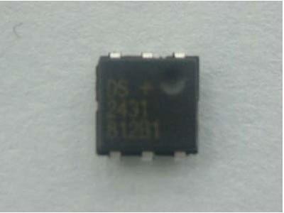 10pcs DS2431P + T DS2431P ds2431 1024-Bit ...
