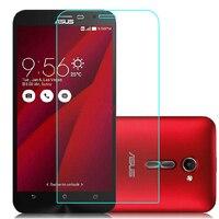 2PCS Tempered Glass For Asus Zenfone 2 ZE500CL ZE500kl ZE550KL ZE601KL ZE551ML Screen Protector Ultra Thin
