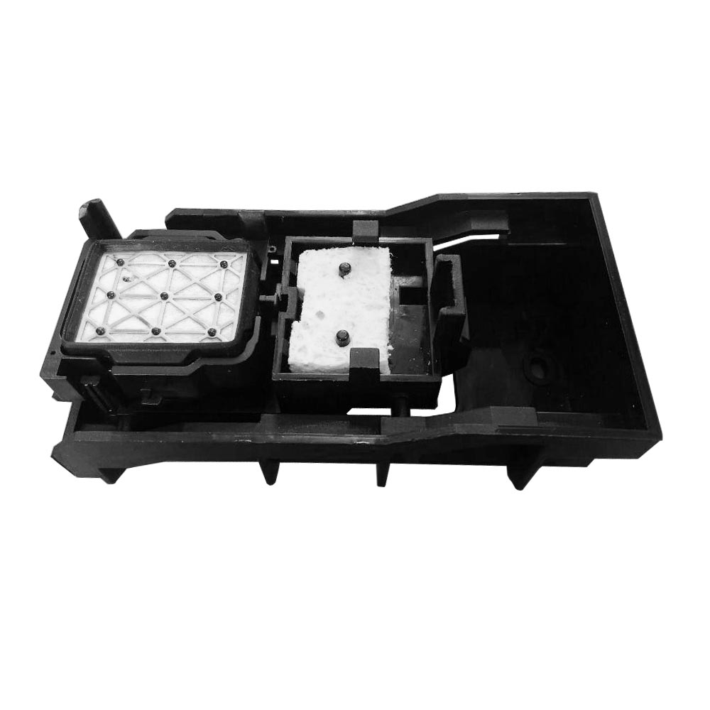1 Pcs Ink Cap Station Assembly For Mimaki JV33 JV5 TS3 CJV30 Printhead Cleaning Capping Station
