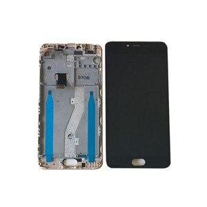 """Image 2 - Original 5.5 """"M & Sen Für Meizu m3 hinweis L681L681H L681L Version LCD Display + Touch Panel Digitizer mit Rahmen Nicht Für M681"""