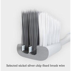 Image 3 - Youpin cepillo de dientes Doctor B, bajo, método, Sandwish bedded better Brush Wire, 4 colores, incluye 1 caja de viaje para casa inteligente
