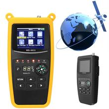 WS-6933 Satellite Finder DVB-S2 FTA CKU Band Satlink Digital Satellite Finder Meter WS 6933 цена