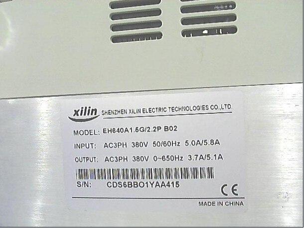 new eh640a1 5g2 2p type inverter 380v 1 5kw 2 2kw fan in inverters rh aliexpress com