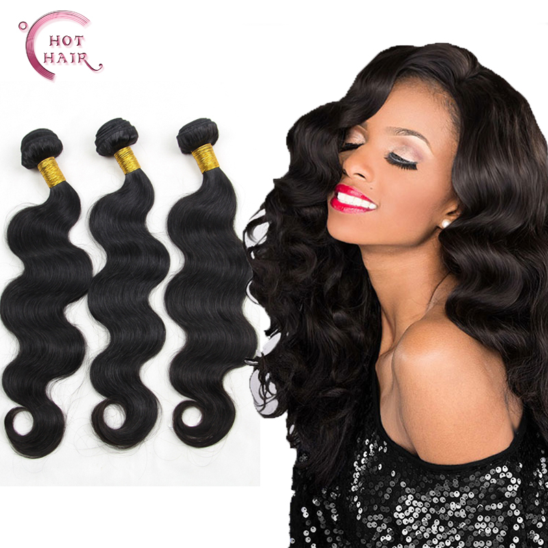 Unprocessed 6a Quality Chinese Virgin Hair Body Wave Human Hair