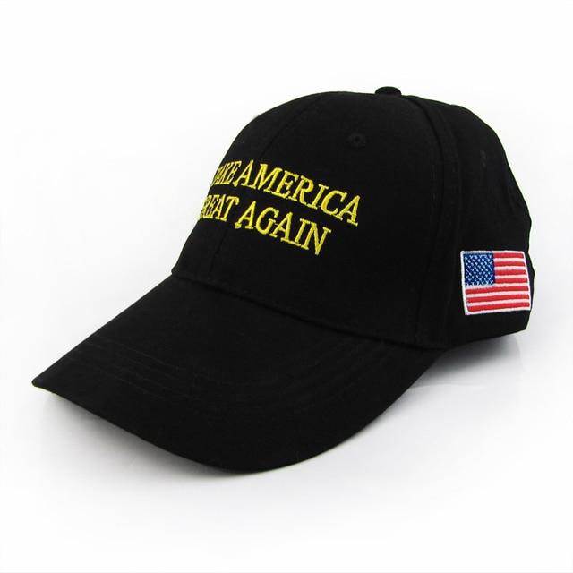 fa8b80b57 US $1.28 |Make America Great Again Red hat Donald Trump Hat Cap Republican  2018 US Trump For President USA Hat Trump Hero Baseball Caps-in Baseball ...