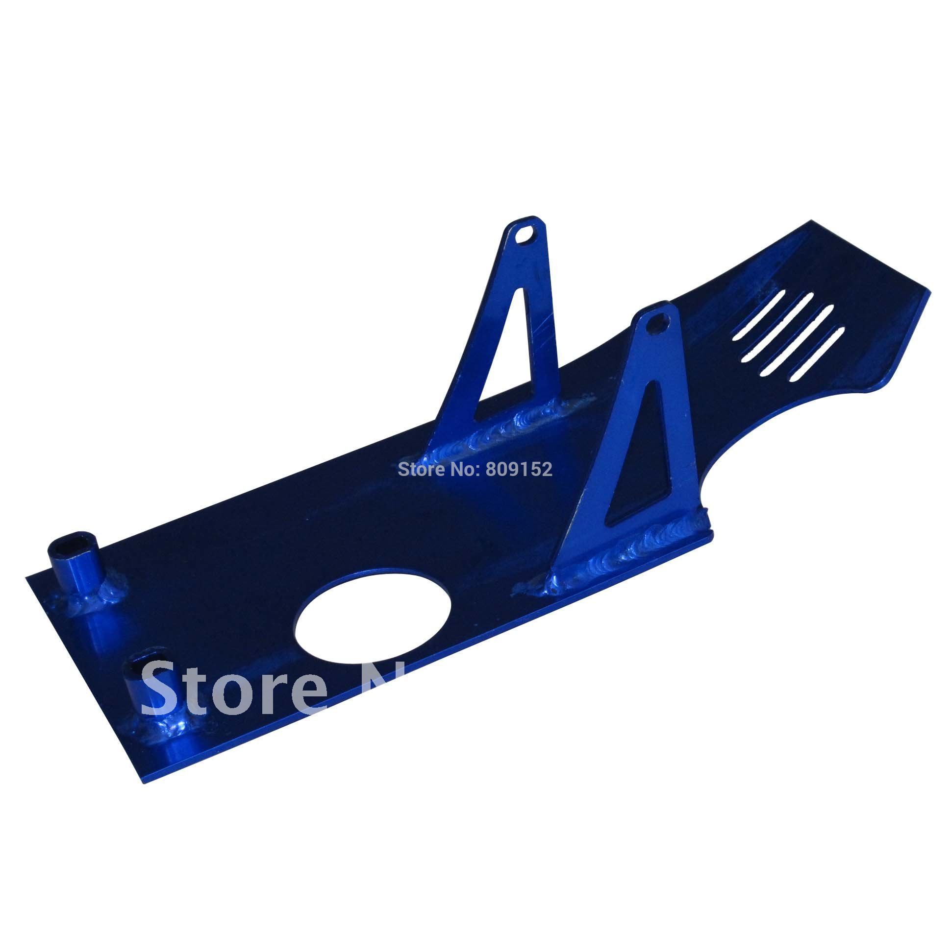 Engine Guard Protect Plate New Colour Heavy Duty Alloy Bash Plate Aluminum Skidplat Pit Bikea Atomik Crf50 Crf70 Klx110 Parts