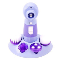 Electric Face Cleaning Tool Depilator Roller Device Blackhead Removal Pore Deep Cleaning Facial Cleaner Face Care