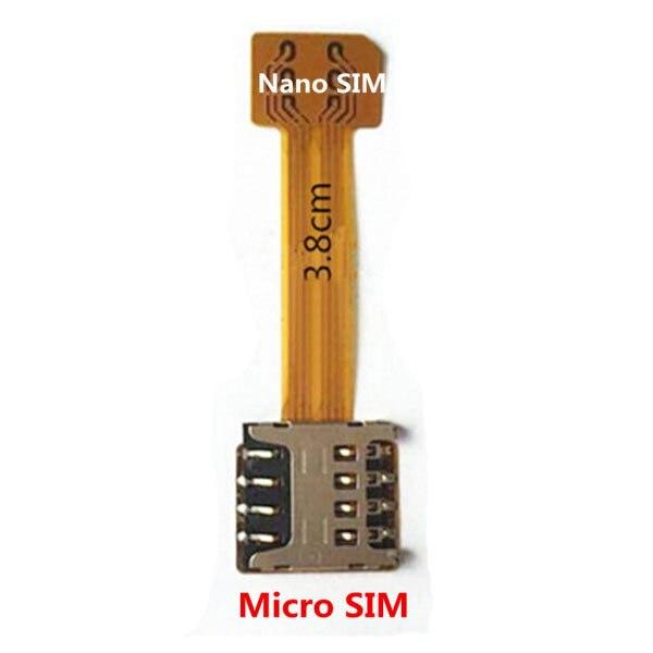 NANO sim to micro