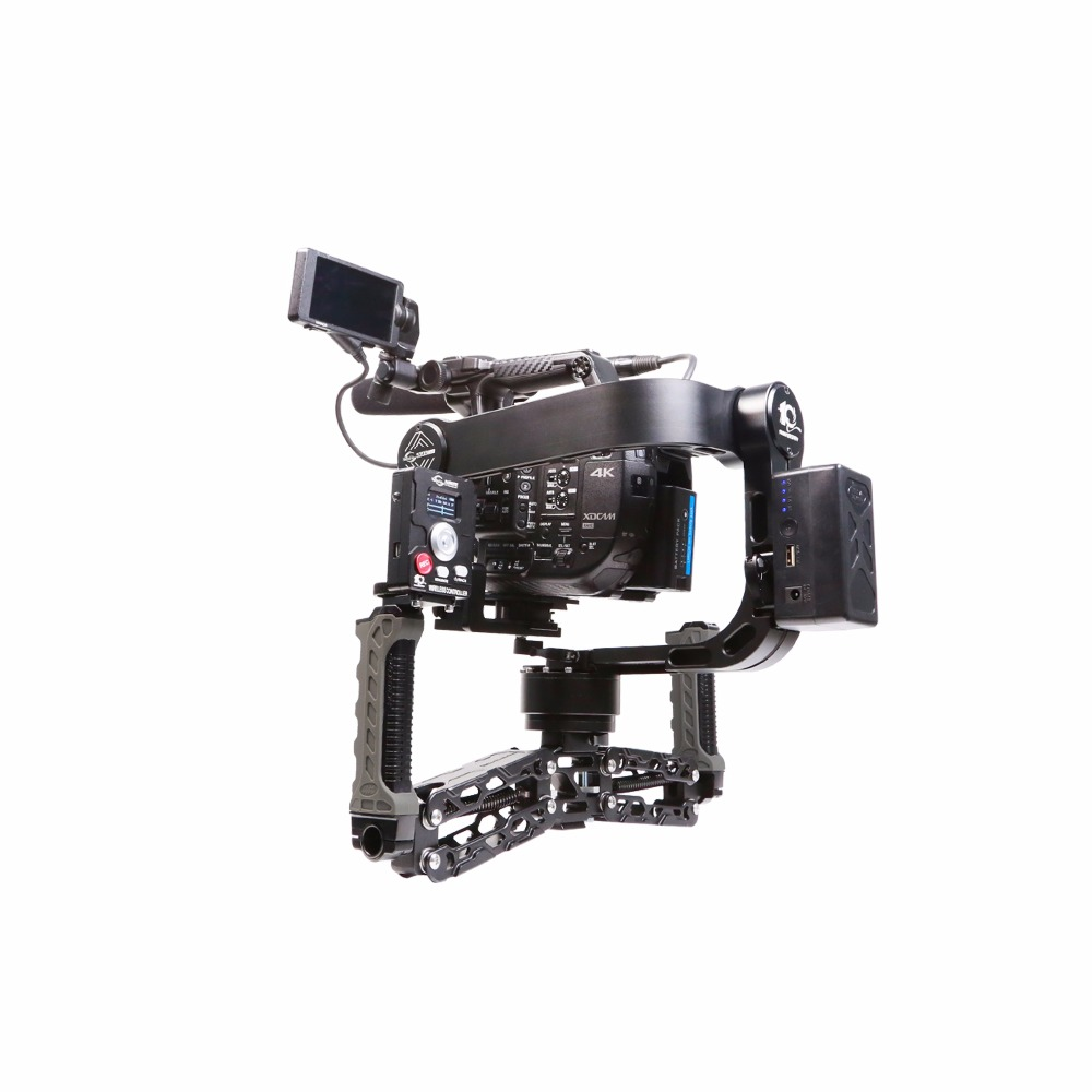 Image 2 - Nebula5300 5 Axis Gyro Stabilizer Built in Encoder for video cameras-in Tripods from Consumer Electronics