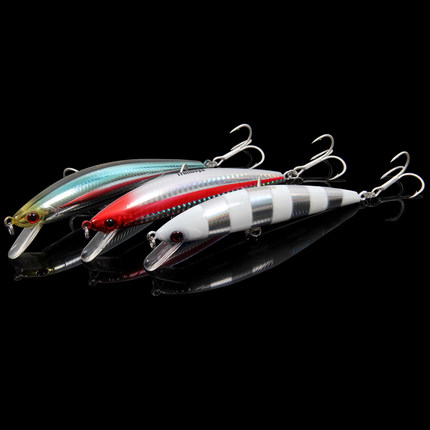Trulinoya DW37 Super Sinking Minnow Lures  120mm40g  Laser Fish Scales Hard Baits Colorful  Fishing Lure With Bkk Treble Hooks super value 101pcs almighty fishing lures kit with mixed hard lures and soft baits minnow lures accessories box