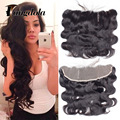 Cheap 7a Brazilian Body Wave Frontal Mink Brazilian Lace Frontal Closure Unprocessed Full Frontal Lace Closure 13x4 For Sell